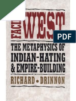 facing west   Genocides   Indian Reservation