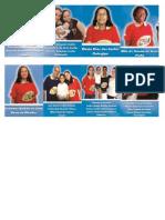 Cartão de Oração Missões Estaduais 2015