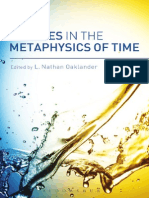 Debates in the Metaphysics of Time (Oaklander)