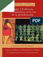 Varias autoras - Mujer y violencia. El feminismo en la era de la globalizacion.pdf