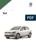 Ficha técnica Volkswagen Gol 2016 Colombia