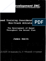 Speed Training Considerations for Non-Track Athletes SMITH 2006 0-62x