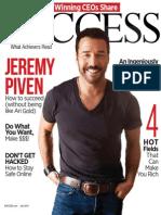 Traits Winning CEO's Share (Success Magazine)