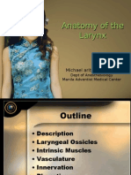 Anatomy of the Larynx.ppt