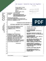 BofA AWLinc Lawsuit