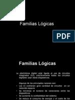 Familias de Circuitos Logicos