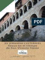 Jornadas culturales Amigos de la Peña 2015