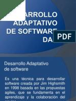 Desarrollo Adaptativo de Software