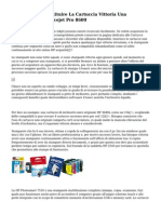 In quale modo Sostituire La Cartuccia Vittoria Una Stampante HP Officejet Pro 8600