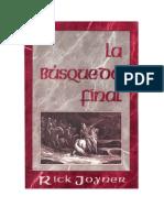 Rick Joyner - A Batalha Final