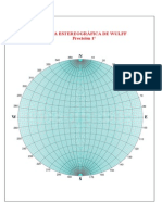 Falsilla de Wulf - Precisión 1