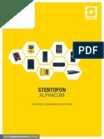 Stentofon-AlphaCom