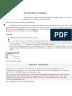 Move or Copy a Formula