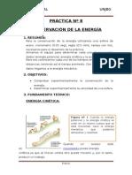 Info Conservacion de La Energia Fisica