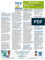 Pharmacy Daily for Tue 14 Jul 2015 - CMRs key for adherence, Advantage into the cloud, Robotic pharmacy, Guild Update and much more