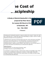 costofdiscipleship-bonhoeffer-peterhorne
