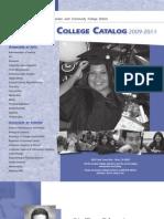 Gavilan College Catalog 2009-2011