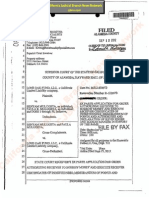 UPL Alameda County Judge Delbert Gee Aiding and Abetting Unauthorized Practice of Law Alleged