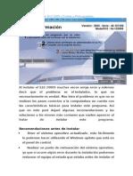 Descargar e Instalar S10 2005