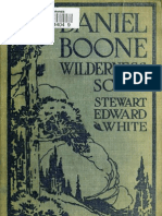 White - Daniel Boone Wilderness Scout (1922)