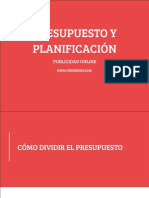 Presupuesto y Planificación_vilmanunez