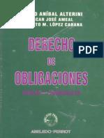 Alterini, Atilio_ Ameal, Oscar_ y López, Roberto - Derecho de Obligaciones