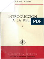 Introduccion a la bibia (AT)_A. Robert .pdf