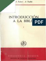 Introduccion a la bibia (AT)_A. Robert .pdf