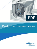 pump intake design