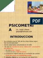 Psicometria - Baby Test