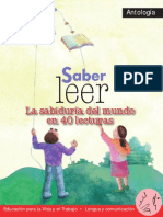 3 SL Antologia Lecturas