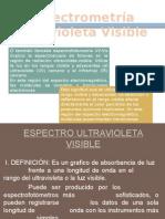 Espectro Ultravioleta Visible