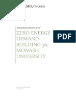 Eficiência Energética de Edifício