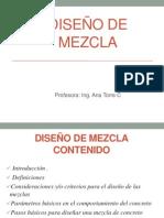 Diseño de Mezcla (1)