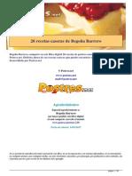 Postres.net 26 Recetas Caseras de Begona Barrero
