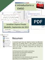 226832707 Tutorial Basico de EMSO CSTR No Isotermico PDF