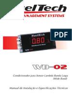 Wideband fueltech