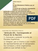Funciones Del Ministerio Publico Expo