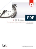 Whitepaper the Importance of Leadership in New Iso Revisions