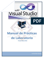 MANUAL DE PRACTICAS DE VISUAL BASIC 2010