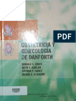 Danforth. Obstetricia y Ginecologia