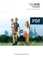 SME Bank 2014 Sustainability Report