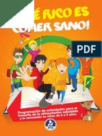 Inta-QueRicoEsComerSano Ed. Ed Basica 6a9
