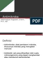 Antimikroba