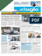 Edicion Impresa El Siglo 14-07-2015