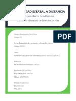 Mi Ficha de Catalogación y Evaluación de Software Educativo, Por José David Ulate Sánchez, GRUPO ALFA