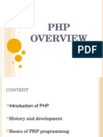 PHP overview.ppt