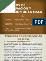 PROCESOS DE CONSERVACIÓN Y REDUCCIÓN DE LA MASA(tecnologia).pptx