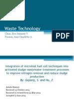 Waste Technology