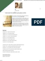 COMO HACER UN CABALLETE para pintar al oleo _ Aprender a Pintar al óleo.pdf